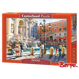 CASTOR Puzzle 3000 el. Fontanna di Trevi 300389