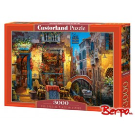 CASTOR Puzzle 3000 el. miejsce w Wenecji 300426
