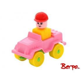Polesie Klocki mały wędrownik - Jeep 55262