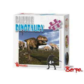 RUSSELL Puzzle Dinozaury 131046