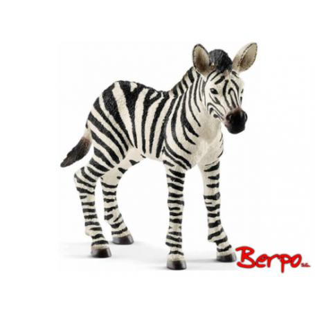 Schleich 14811 Zebra źrebię