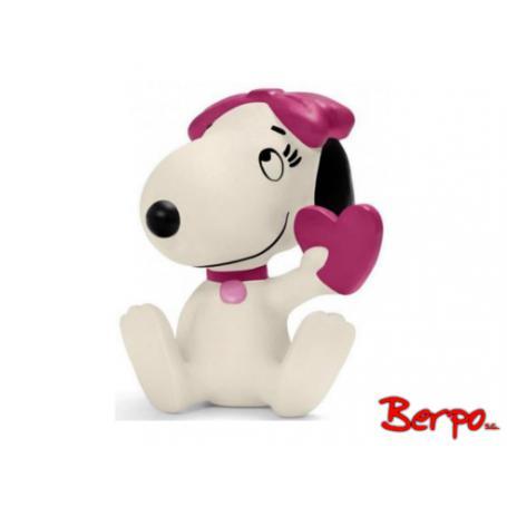 Schleich 22030 Snoopy Bella z serduszkiem